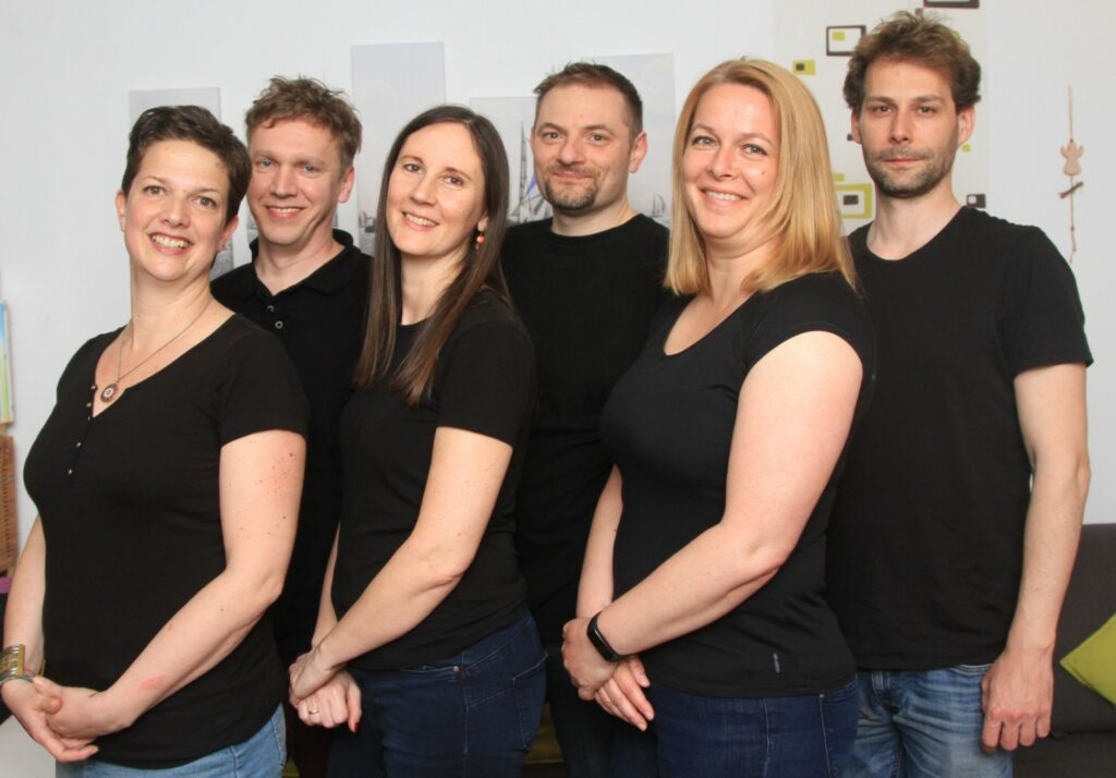 Webkurzus csapat